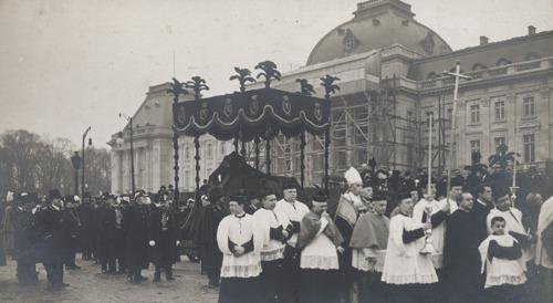 VUB-onderzoek naar koninklijke overlijdens en begrafenissen