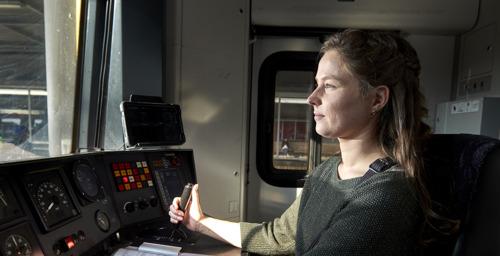 Steeds meer vrouwen gaan aan de slag bij NMBS