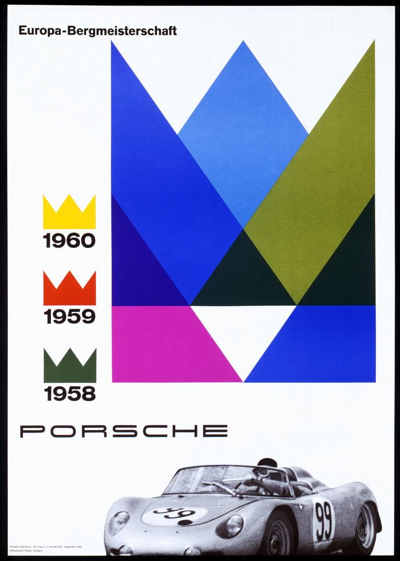 1960. Porsche 718 RS 60