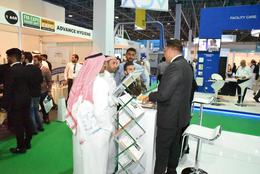 FM EXPO Saudi and Saudi Clean Expo 2017