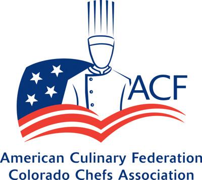 ACF Colorado Chefs Association press room Logo