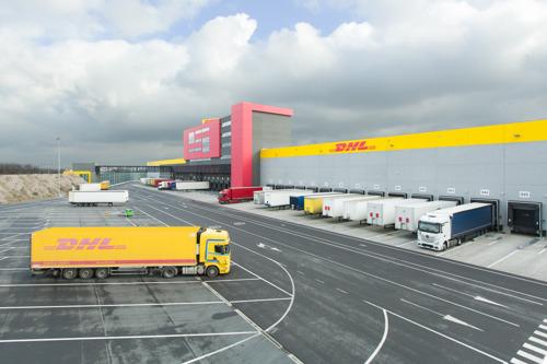 DHL Express inaugure son nouveau 'Brussels Hub'