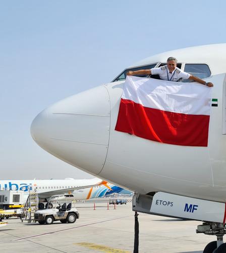 flydubai выполнила первые рейсы в Будапешт и Варшаву