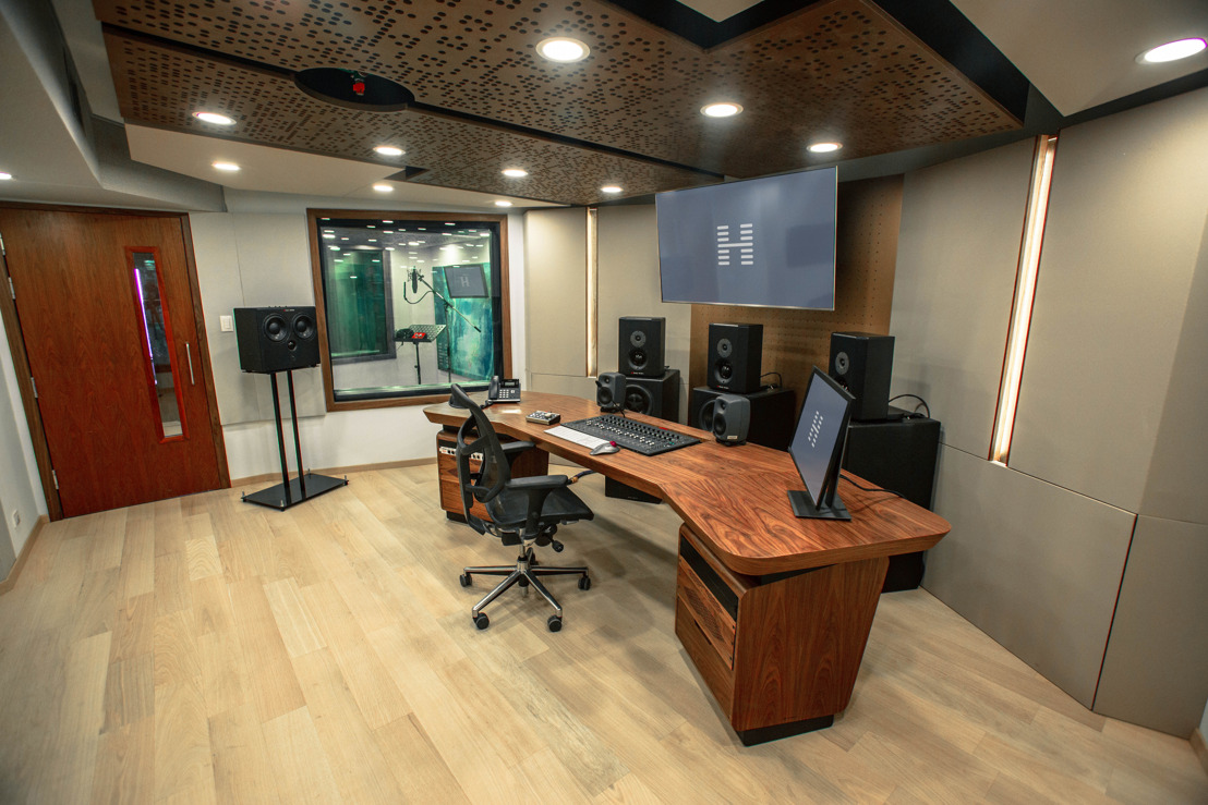 WSDG-Designs World-Class Studio For Hogarth WW Mexico