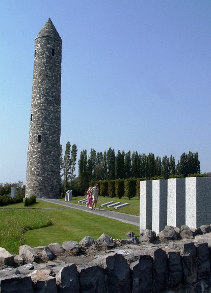 Peace Tower - Messines