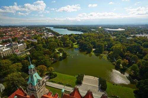 Pourquoi Hanovre est la ville la plus verte d'Allemagne