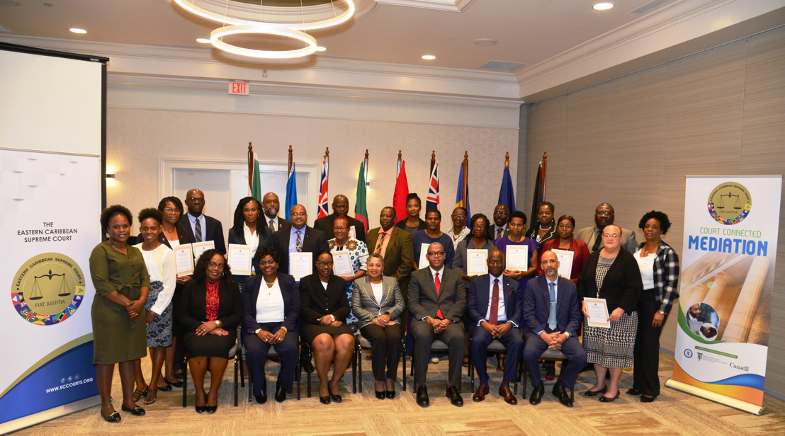 ECSC launches Court-Connected Mediation Public Awareness Campaign in St. Kitts and Nevis