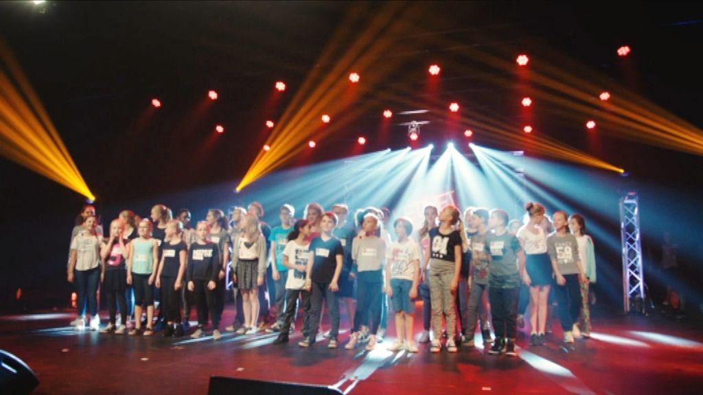 Ketnet Musical : de finalisten - (c) VRT