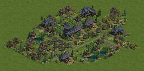 Feudal Japan: New Cultural Settlement Expands Forge of Empires