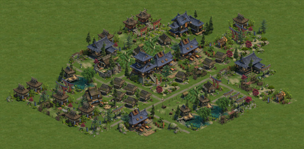 Preview: Feudales Japan: Neue Kulturelle Siedlungen erweitern Forge of Empires