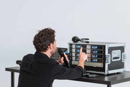 Sennheiser на выставке Prolight & Sound NAMM 2021