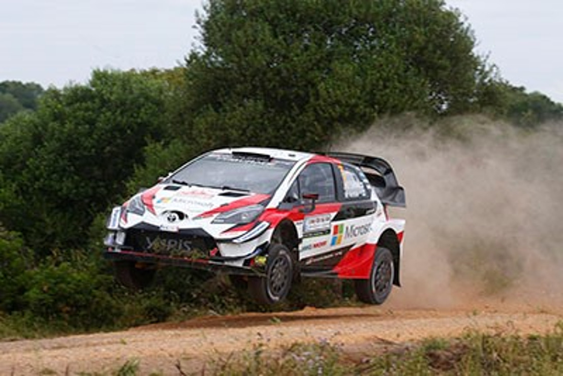 WRC RALLY FINLAND PREVIEW - TOYOTA YARIS WRC TRIO READY FOR FLAT-OUT FINNISH PUSH