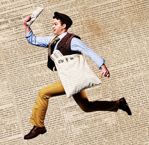 Aurora Theatre kicks off 2018-19 season with Disney's NEWSIES, July 19 – September 2