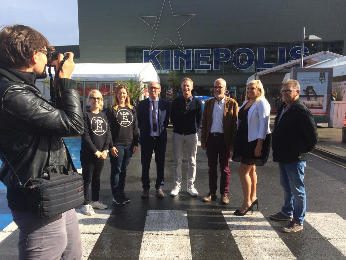 Filmfestival Oostende brengt het ganse jaar arthouse in Kinepolis Oostende