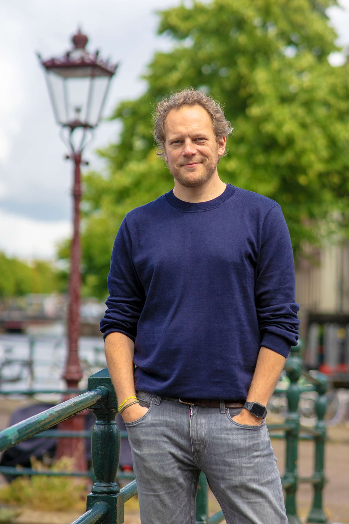 Joost Bruggeman, CEO en oprichter Siilo