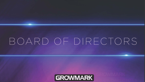 GROWMARK Celebrates Retiring Director and Welcomes Newly Elected Director