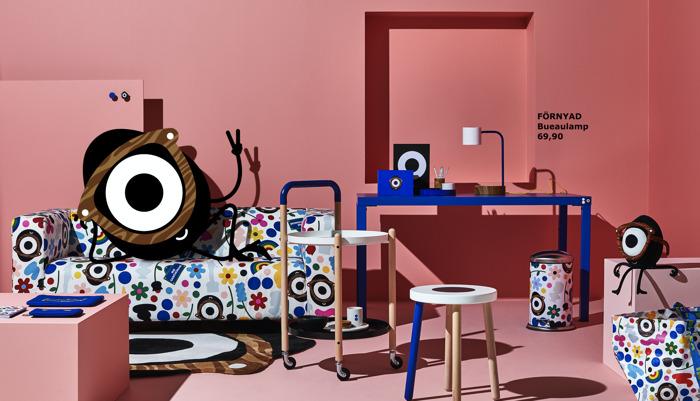 Preview: IKEA viert de student met de FÖRNYAD collectie