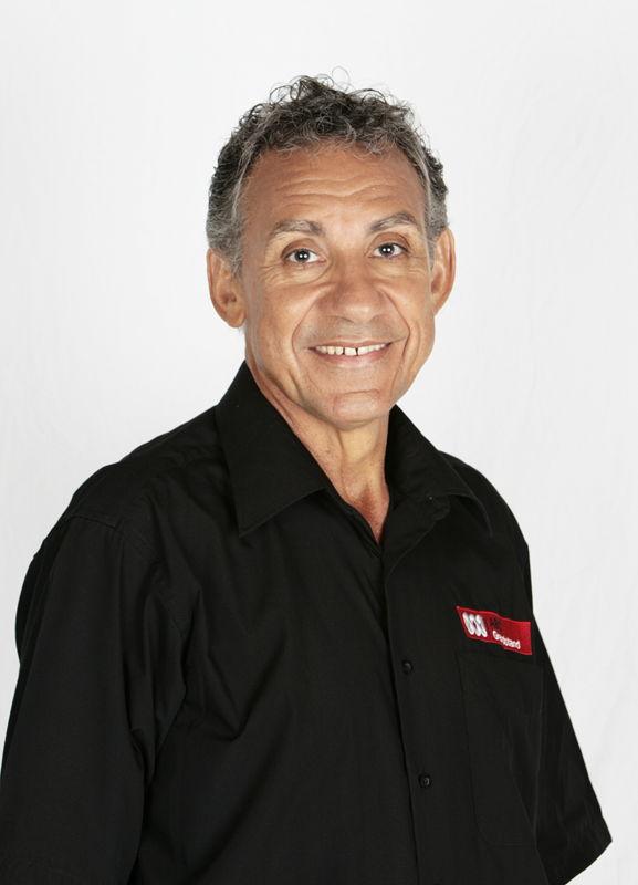Charlie King presents Territory Grandstand each weekend on Local Radio NT.