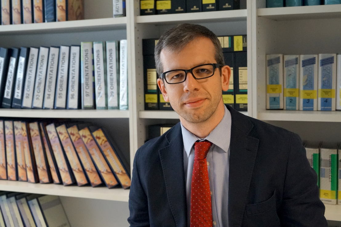 Yves Stox Senior - Legal Counsel - Partena Professional