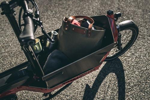 Packster 40 with handbag