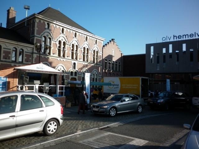 Recupel on Tour - Waregem
