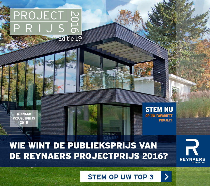 Reynaers Projectprijs 2016