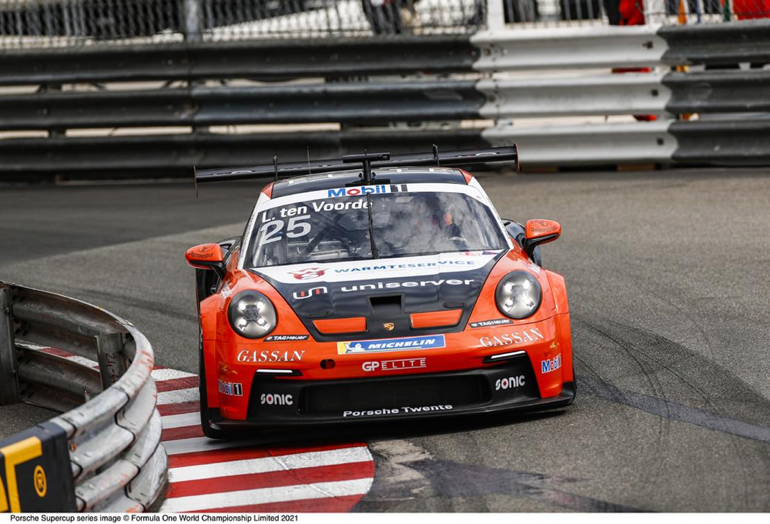 Porsche Supercup contests its 300th race at Spa-Francorchamps