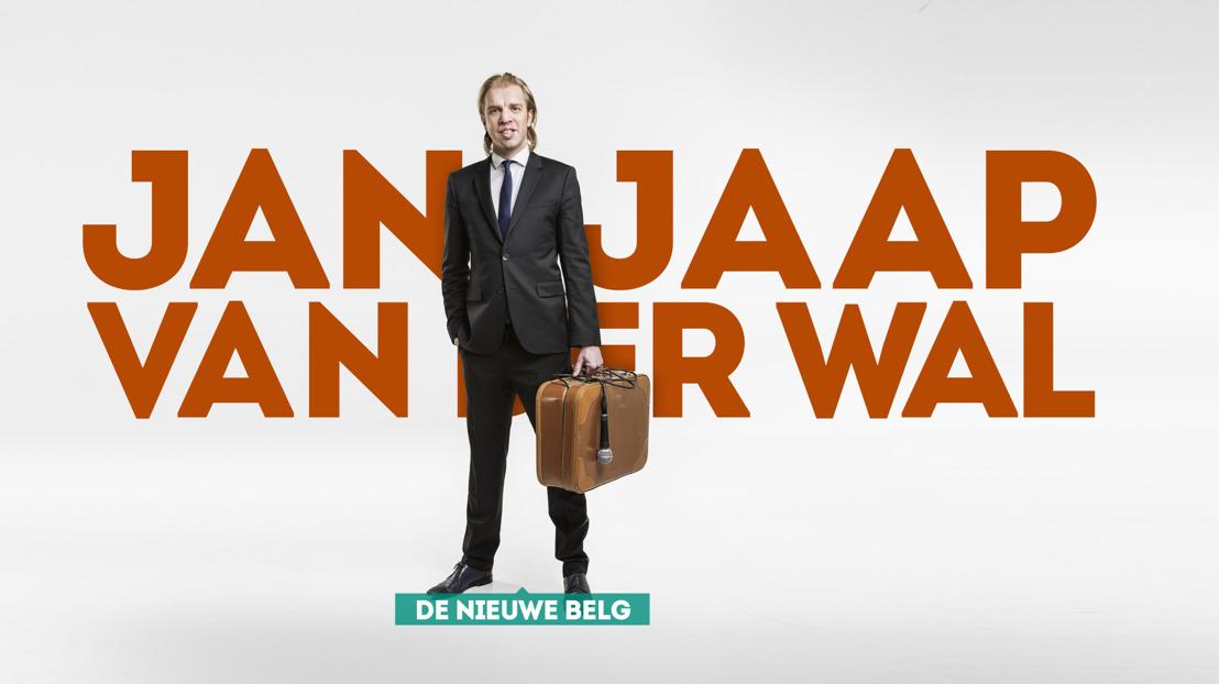 Jan Jaap van der Wal verhuist en verovert België