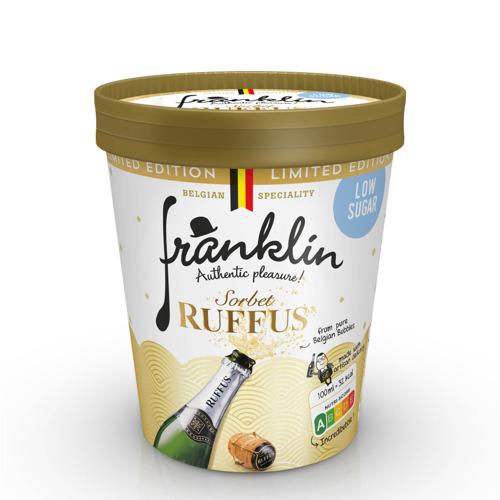 Franklin, 100% Belgische feestdesserts!
