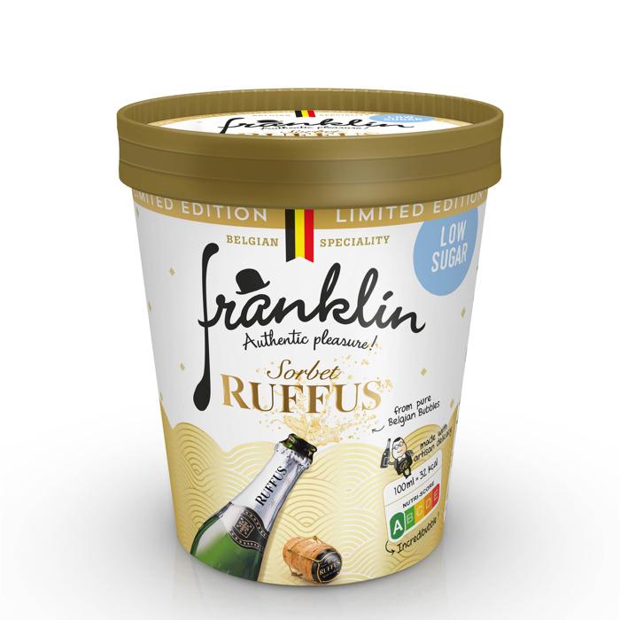 Preview: Franklin, 100% Belgische feestdesserts!
