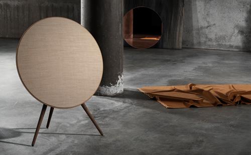 Bang & Olufsen lanceert in beperkte oplage een nieuwe collectie bronzen multiroom speakers
