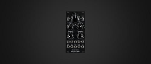 Erica Synths Announces Black VCO2 Eurorack Module
