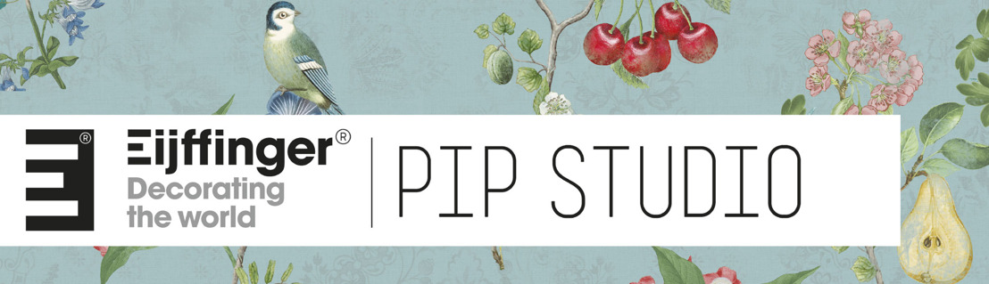 Nouvelle collection de papier peint Pip Studio