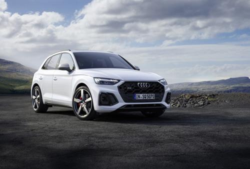 Sportif, puissant et efficient : Audi présente le SQ5 TDI de nouvelle génération