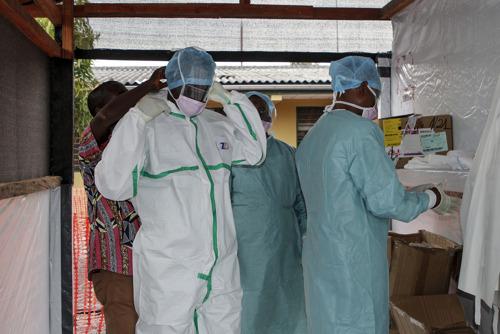 Fin del ébola en el noreste de la República Democrática del Congo: la única alegría en medio de un panorama desalentador