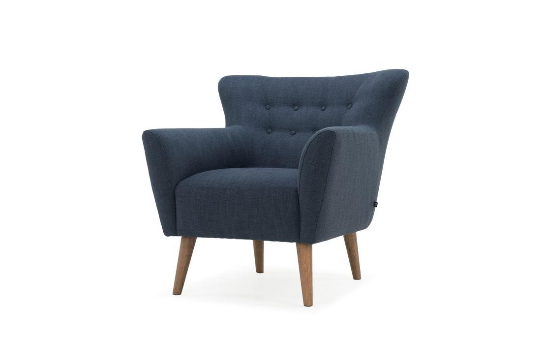 Ellen Chair in Spring Navy - €369