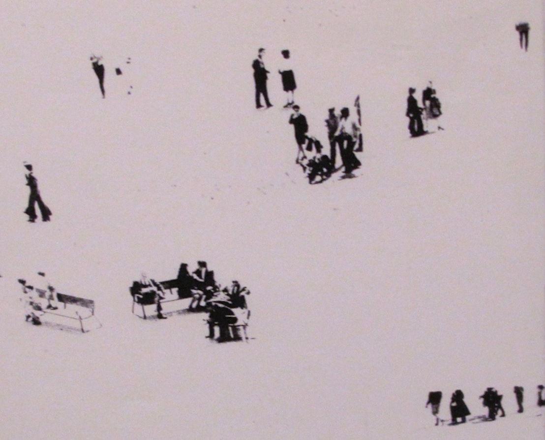 Ant Hampton - Someone Else 31/03+1/04 Beursschouwburg + on location © Ant Hampton