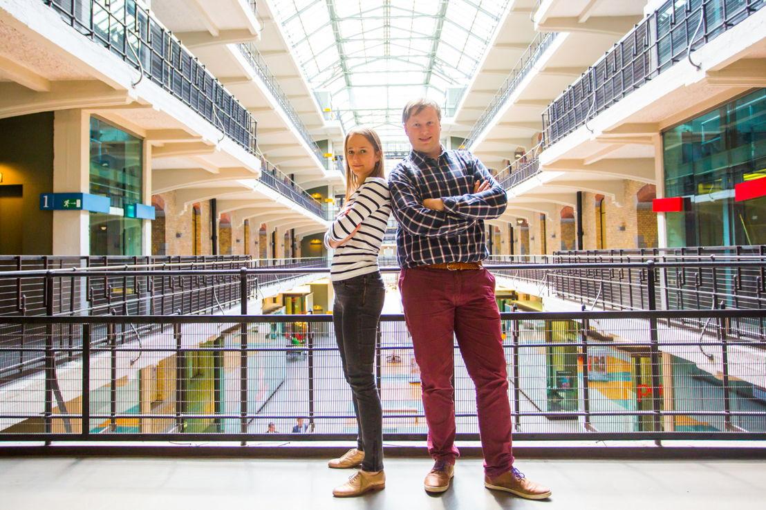 Barbara Verougstraete en Sven Cautaerts