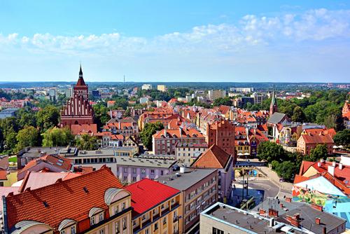 Jak się żyje w Olsztynie? Przedstawiamy wyniki Rankingu Dzielnic Otodom