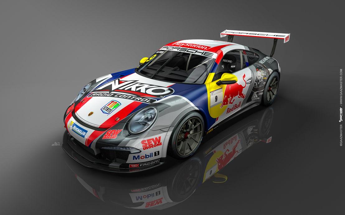 Porsche Mobil 1 Supercup: Sébastien Loeb (F), guest driver in Spa