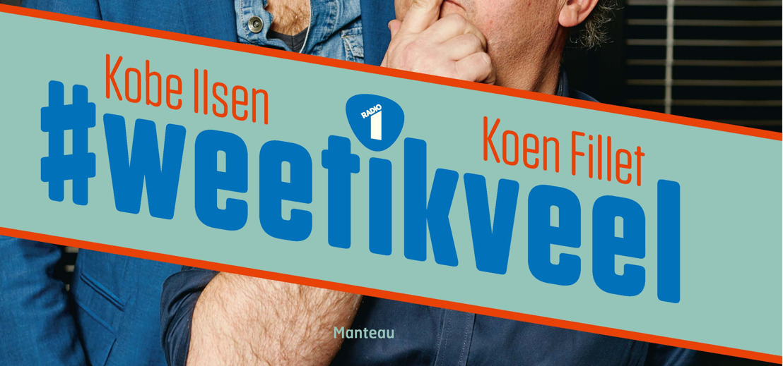 '#weetikveel' - Een prachtig vormgegeven boek dat inhaakt op de kracht van de verwondering