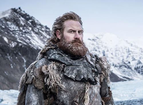 Kristofer Hivju (Tormund dans la série Game of Thrones) débarque en Belgique !