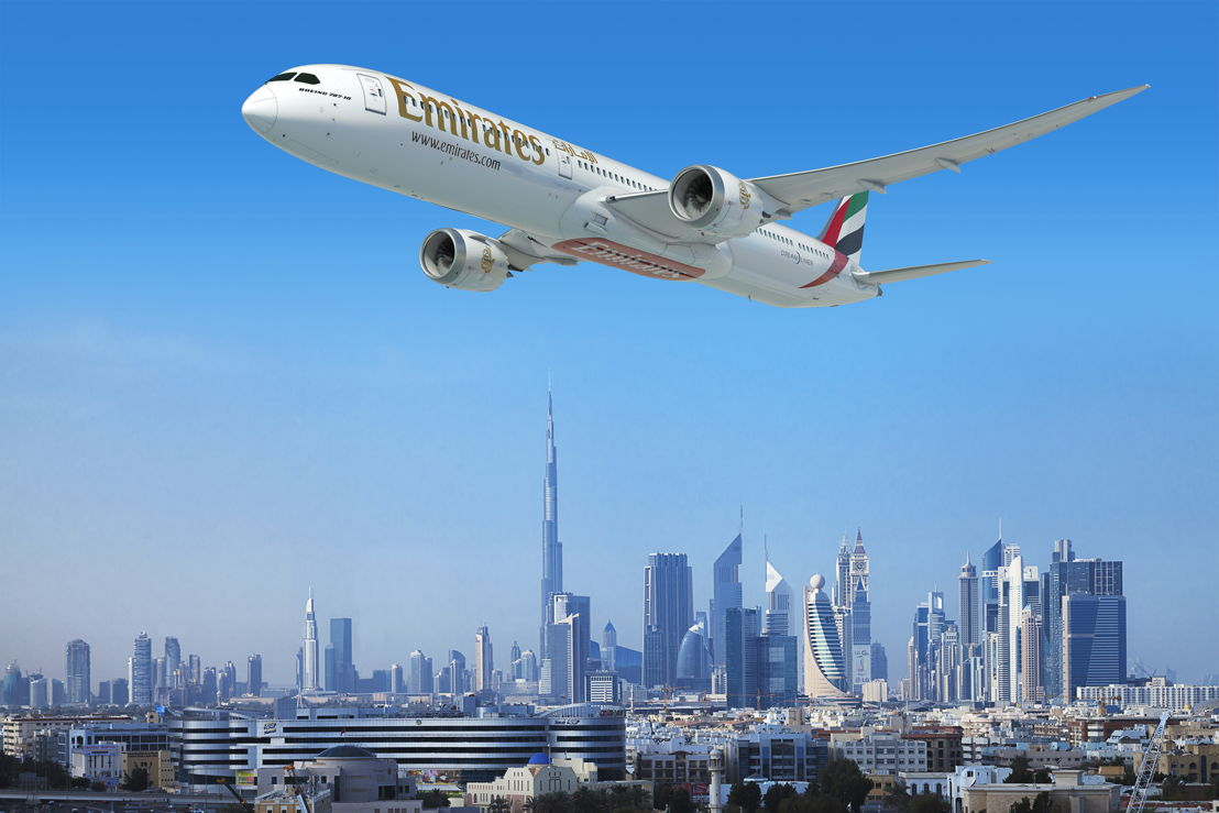 Emirates, the world's largest international airline, today announced a US$ 15.1 billion (AED 55.4 billion) commitment for 40 Boeing 787-10 Dreamliners.