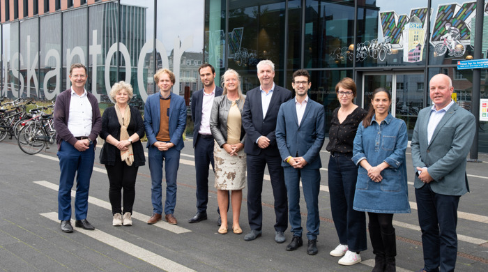 Gouverneur start Ronde van Vlaams-Brabant in Leuven