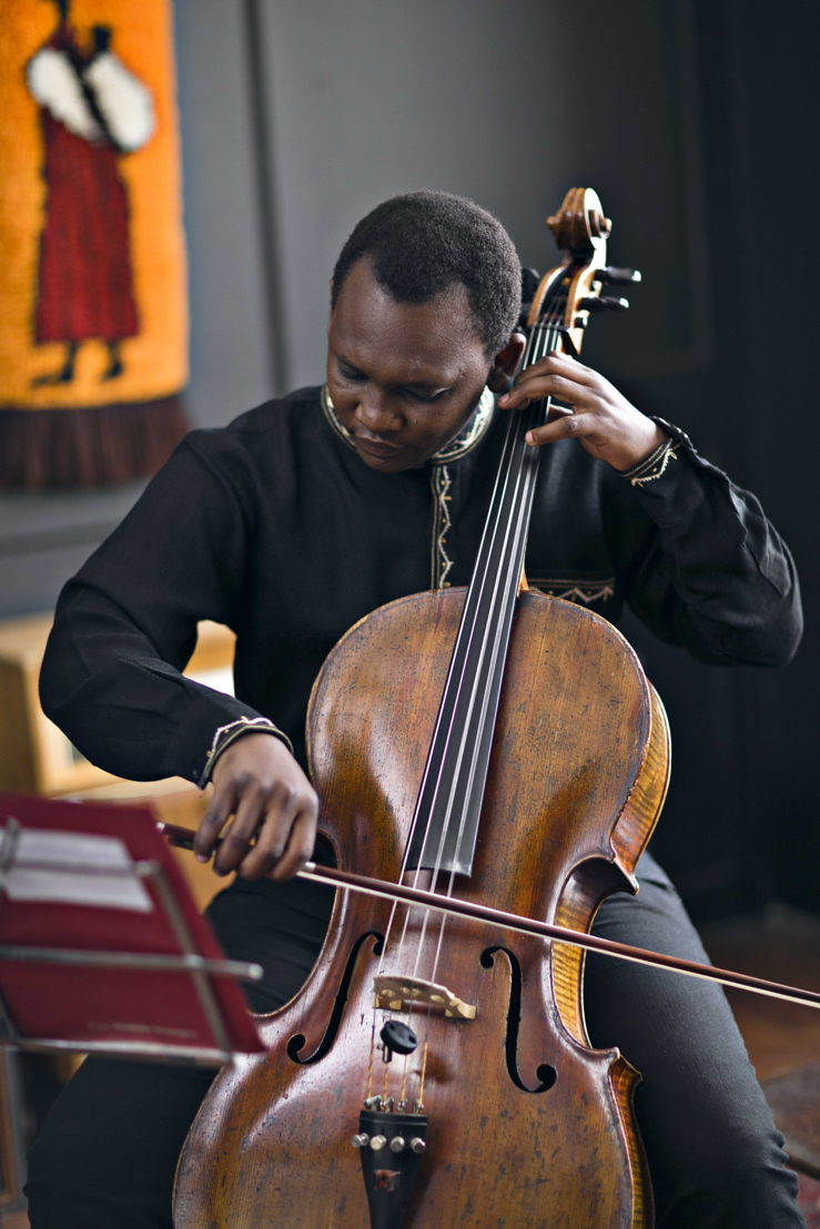 Standard Bank Young Artist 2017 for Music - Abel Selaocoe