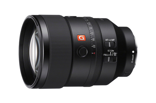 Sony 135mm F1.8 G Master