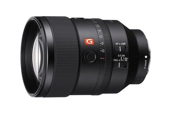 Preview: Sony 135mm F1.8 G Master