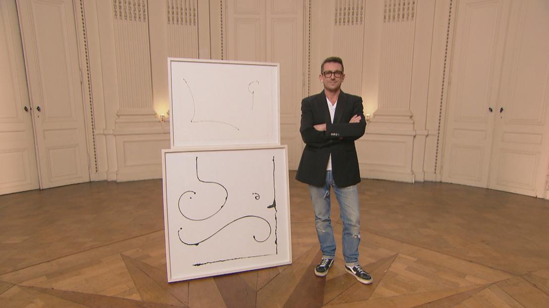 Antwerpse kunstenaar maakt indruk met bijzonder staaltje 'HIV-kunst'