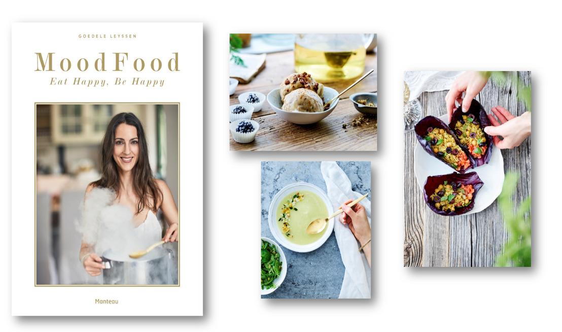 'MoodFood' - Goedele Leyssen laat je de invloed van 'food' op je 'mood' & 'body' ontdekken