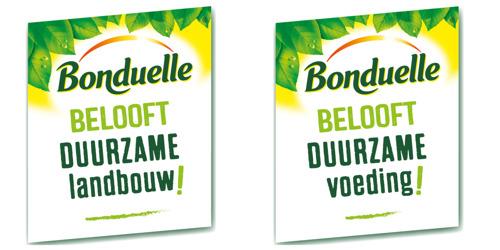 Bonduelle doet op World Food Day zeven beloftes voor een duurzame toekomst